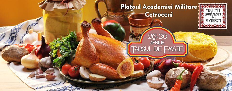 Targul de Paste 2013 - Traditii Romanesti in Bucuresti