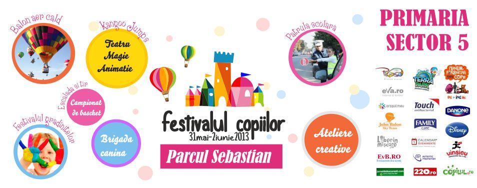Festivalul Copiilor 2013